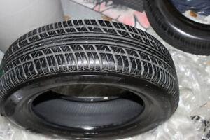 2 , Motomaster  All Season Tires  -185/65/15---$ 60.00