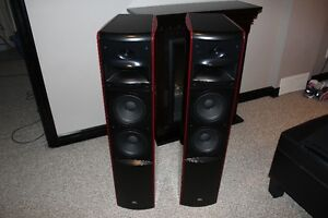 JBL Synthesis LS60 and LS center