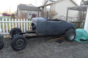 1930 Ford Roadster Body