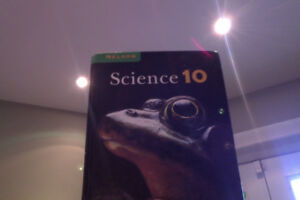 Grade 10 Science Textbook