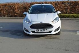 2015 FORD FIESTA Ford Fiesta 1.0 EcoBoost Titanium 5dr [17in Alloys]