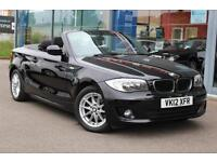 2012 BMW 1 SERIES 118d SE POWER ROOF, B TOOTH and 16andquot; ALLOYS