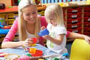 Child Care / Nanny, In Home Service- South Guelph