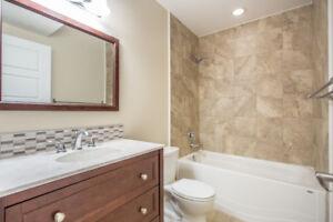 1000 sqft Renovated 2 Bedroom Suite - Utilities Incl