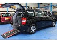 Kia Sedona 2 Wheelchair Accessible Vehicle 2.2 Diesel 2011 disabled car mobility