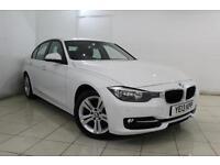 2013 13 BMW 3 SERIES 2.0 320D SPORT 4DR 184 BHP DIESEL