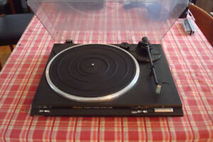 Table tournante Technics SL-BD20 ou SLB-D27 Turntable  Belt dr