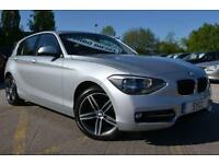 2013 BMW 1 Series 116d Sport 5dr 5 door Hatchback