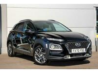 2020 Hyundai Kona SUV 1.6GDi (141ps) Premium SE Semi Auto Estate PETROL/ELECTRIC