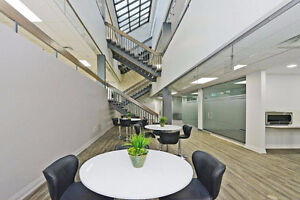 FURNISHED OFFICES & CONFERENCE ROOMS FOR RENT IN MISSISSAUGA!