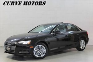 2017 Audi A4 AWD/LED XENON/ROOF/BLUETOOTH/LEATHER/ALLOYS