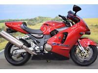 Kawasaki ZX12R **Crash Bobbins, Powerbronze Screen, Seat Cowl**