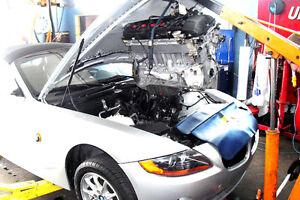 Mécaniciens automobile recherchés 24$ à 35$/h 450-281-1053