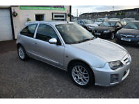 MG/ MG ZR 1.4 105 3 DOOR 2005MY SILVER+BARGAIN