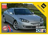 2007 Hyundai Coupe 2.0 SIII 3dr Coupe Petrol Manual
