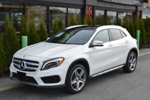 2015 Mercedes Benz GLA 250 AMG PREMIUM PACKAGE very lowkilometer