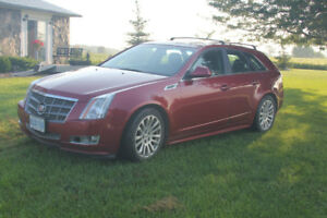 2010 Cadillac CTS Wagon - Loaded - 3.6L Performance Model - 156K