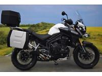 Triumph Tiger Explorer XC 2013**FULL LUGGAGE, SERVICE HISTORY**