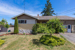 Walking distance to Parksville beach!