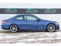 2007 57 BMW 3 SERIES 2.0 320I M SPORT 2D 168 BHP