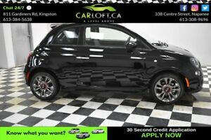 2017 Fiat 500 Pop-BLUETOOTH * CRUISE * SPORT