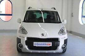 2014 PEUGEOT PARTNER TEPEE 1.6 HDi 92 Outdoor 5dr