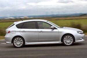 Subaru Impreza Hatchback 2008 Manuel