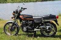 WOW: HONDA CB 750 SUPER SPORT 1978 ORIGINAL 5 793 milles