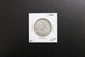 Canada 1940 50 Cent Coin