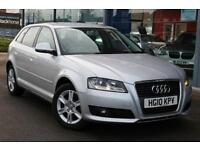 2010 AUDI A3 1.6 SE S Tronic Auto NAV and 16andquot; ALLOYS