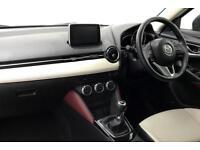 2015 Mazda CX-3 1.5d Sport Nav 5dr AWD Diesel white Manual