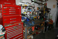 PROFESSIONAL AUTOMOTIVE TOOL SET WITH  TON OF EXTRAS