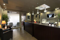 Shared office space for rent-Downtown Kelowna starting @ $600.00
