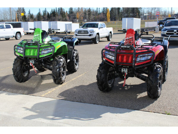 Used 2014 Arctic Cat MudPro 700 Limited
