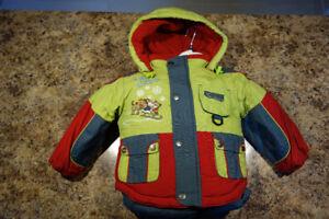 Habit de neige et accessoires  24 mois Câlin Câline pour garçon