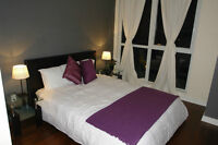 Fully Furnished Apartment - Available NOW!