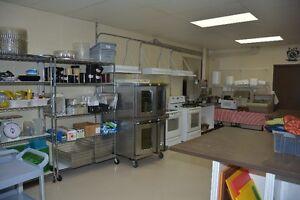 4500 sq ft commercial licensed kitchen