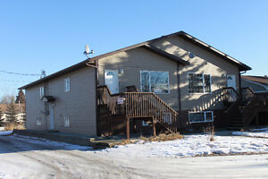 FOR RENT IN TOFIELD - 3 Bedroom Suite in Four plex