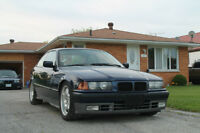 1992 BMW 3-Series Coupe (2 door)