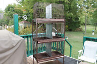 Large Breeding Cage (6 Units) plus accessories