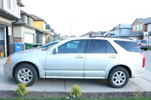 2007 Cadillac SRX for sale.
