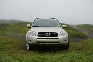2007 Toyota RAV4 V6 AWD Limited Edition SUV