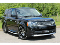 Land Rover Range Rover Sport 3.6TD V8 auto 2010MY Autobiography Sport LE