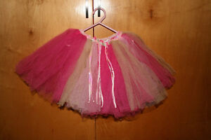 ballet/dance tutus for little ones, also 2 doll tutus