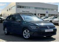 2021 Volkswagen Golf MK8 1.0 eTSI Life EVO (110ps) DSG Estate Estate Petrol/Elec