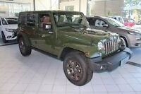 Jeep Wrangler Unlimited 2.8 CRD A/T  75th Anniversary