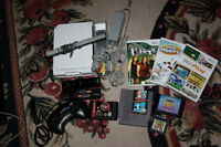 Wii, and Some retro game stuff
