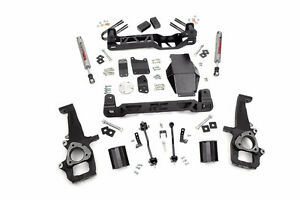 "Rough Country 4"",5"",6"" Lift kits for Dodge Ram 1500 06-16 London Ontario image 5"