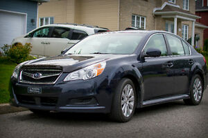 2012 Subaru Legacy 3,6R Limited et navigation Berline