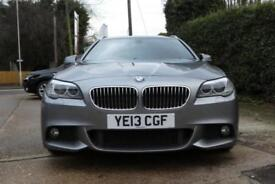 2013 BMW 5 SERIES 530D M SPORT TOURING ESTATE DIESEL